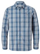 Men's Craghoppers Blayney Long Sleeved Check Shirt