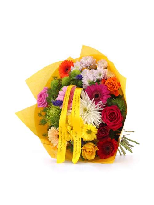 Floric Happy Birthday Bouquet - House of Fraser