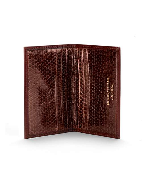 Aspinal of London Double Fold Credit Card Case - House of Fraser d5e3e46bb484