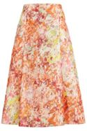 Damsel in a Dress Abstract Full Skirt