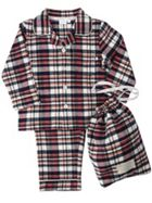 Boys Traditional Cotton Pyjamas