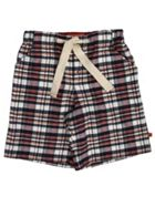 Mini Vanilla Boys Cotton Lounge Shorts