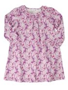 Girls Cotton Lounge Dress