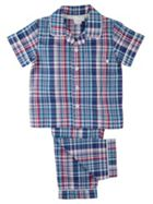 Mini Vanilla Boys Traditionl Pyjamas