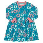 Kite Baby Girls Apples & Pears Dress