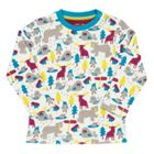 Kite Baby Boys Ice Animals T-Shirt