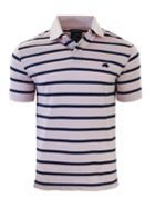 Men's Raging Bull Big & Tall Stripe Polo