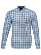 Men's Raging Bull 3 Colour Poplin Gingham Shirt