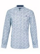 Men's Raging Bull Floral Print Shirt