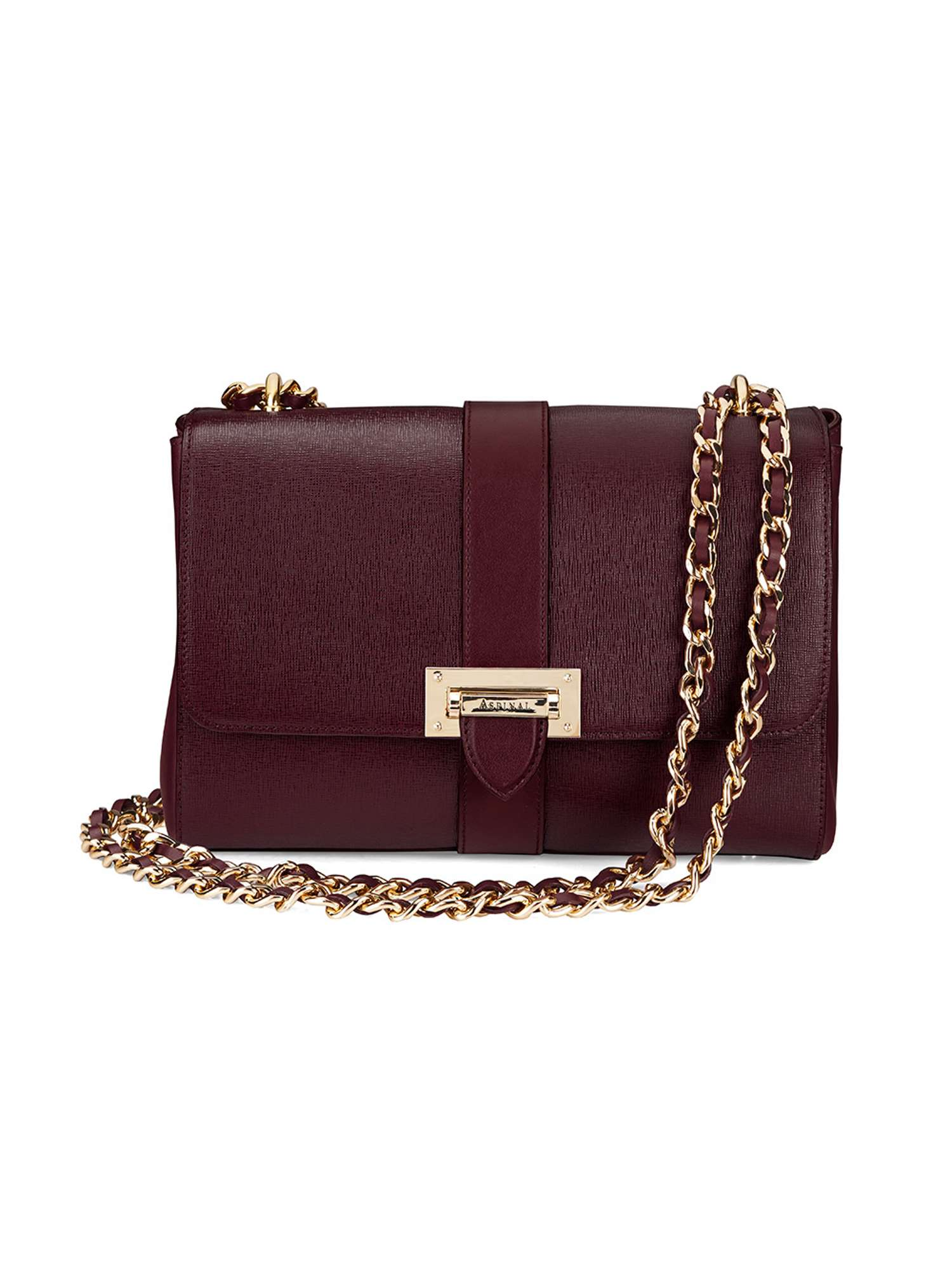 Aspinal Of London Lottie Large Crossbody Bag