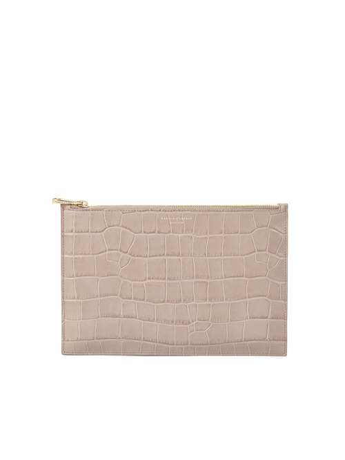 Aspinal of London Essential Pouch Large. £95.00. Previous. selectedColor.  selectedColor b413ecda86ee0