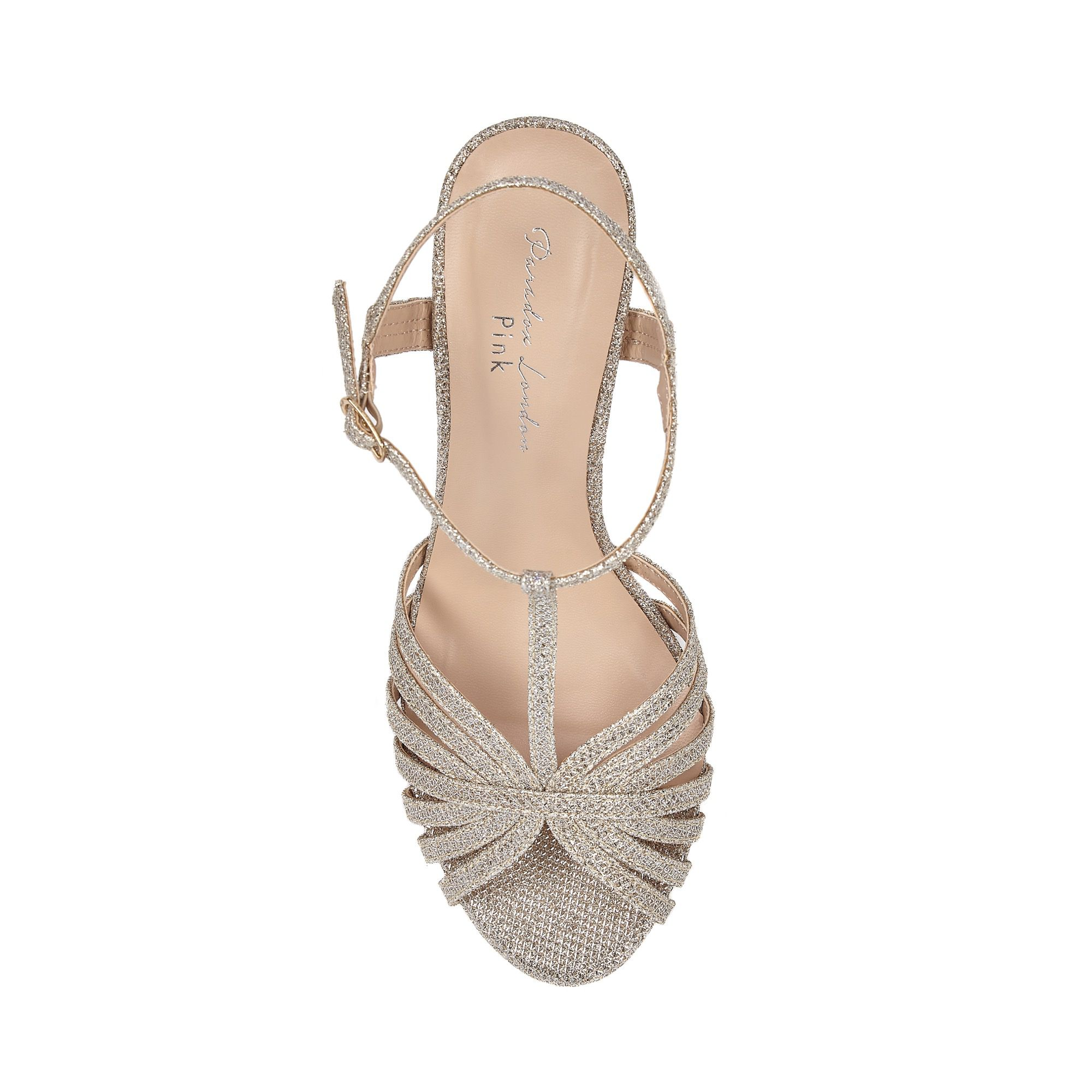 3cb844c6e59 paradox london pink maggie mid heel sandals - house of fraser
