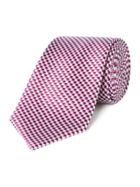 Chester Barrie Chevron Silk Tie