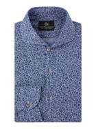 Men's Chester Barrie Floral Linen