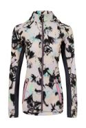 Elle Sport Printed Lightweight Jacket With Mesh Detail