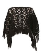 David Barry Italian Style Poncho