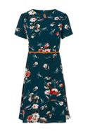 Sugarhill Boutique Ohara Sketchy Floral Dress
