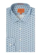 Men's Simon Carter Aeroplane Print shirt