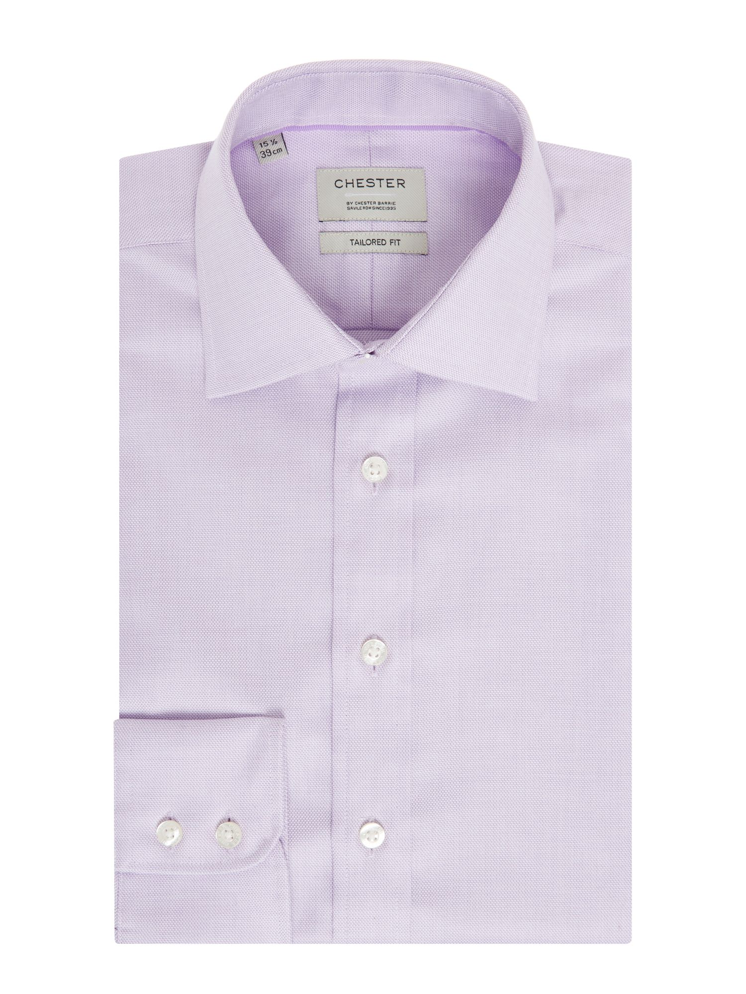 Zigzag Shirt by Chester Barrie