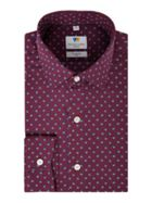 Men's Richard James Mayfair Shadow Square Print Slim