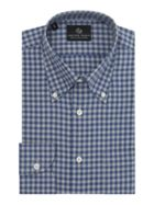 Men's Chester Barrie Gingham Shirt