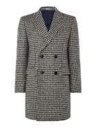 Men's Richard James Mayfair Dogtooth DB Coat