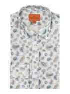 Men's Simon Carter Exclusive Liberty Marbel Print Shirt