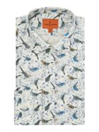 Men's Simon Carter Exclusive Liberty Birdsong Print Shirt