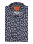 Men's Simon Carter Hedgehog Print Shirt