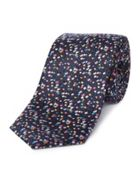 Richard James Mayfair Multi Weave Silk Tie