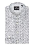 Men's Simon Carter Taxis Print Shirt