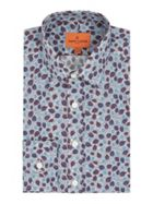 Men's Simon Carter Liberty Bramble Blossom Print Shirt
