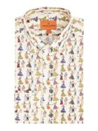 Men's Simon Carter Exclusive Liberty Carnival Print Shirt