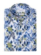 Men's Limehaus Hawaiian Print Short Sleeve Shirt