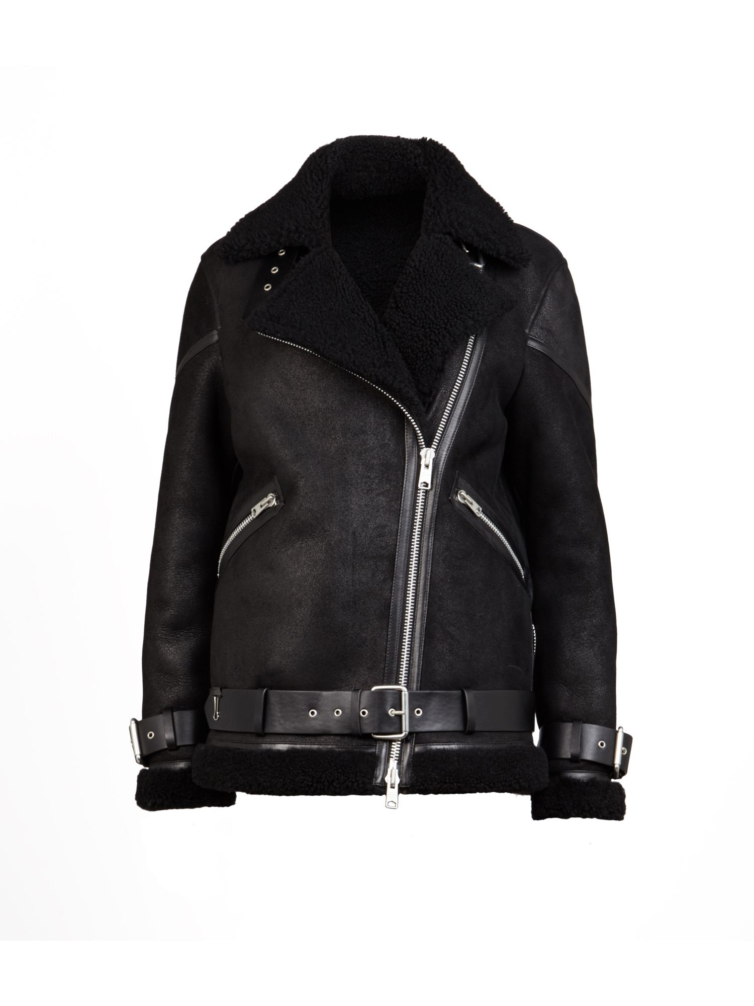 Leather Jackets for Women | Womenswear - House of Fraser