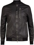 Men's AllSaints Kino Leather Bomber