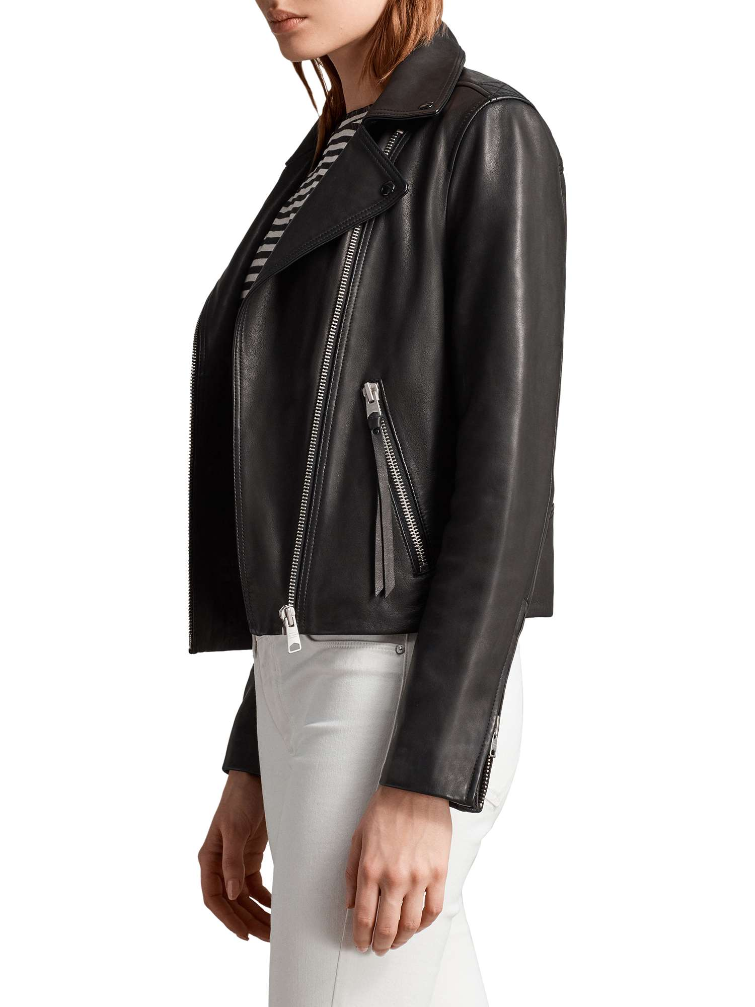 Biker Leather AllSaints Dalby Dalby Leather Jacket AllSaints Biker nYX7qBcXw
