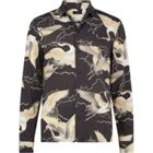 Men's AllSaints Romaji Printed Shirt