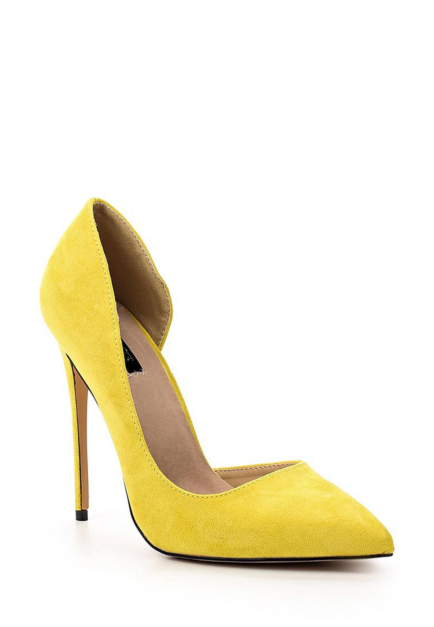 Yellow Court Shoes | Shop Court Heels - House of Fraser