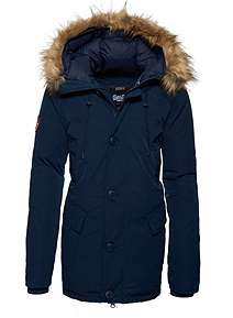 Superdry Rookie Down Parka Jacket ... c673942529e