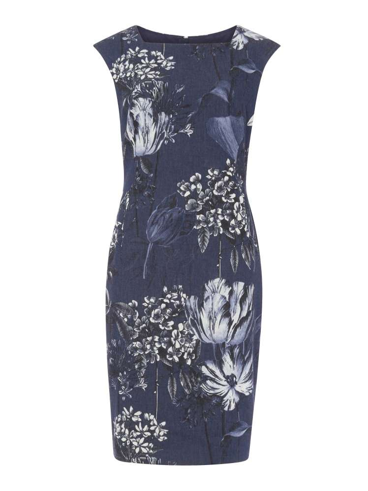 Phase Eight Mabel Print Dress - House of Fraser