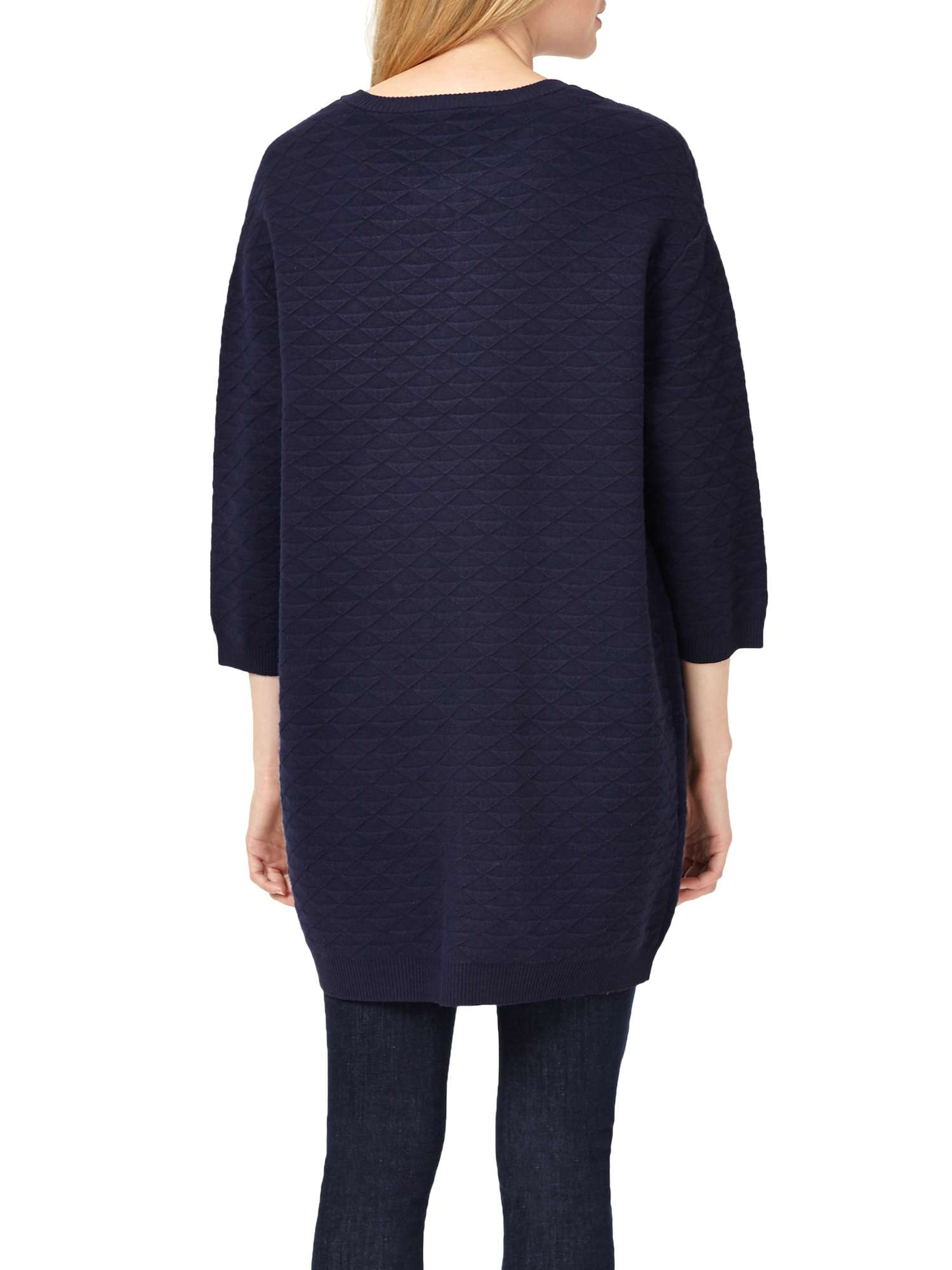 Luisa Phase Eight Texture Knitted Coat YY7HzB