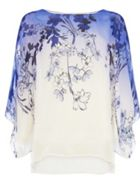 Phase Eight Noella Print Blouse