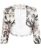 Phase Eight Botanical Print Jacket