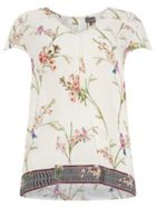 Phase Eight Hummingbird Print Blouse