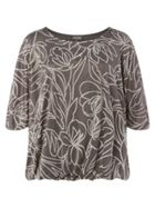 Phase Eight Jacquard Cecily Top