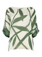Phase Eight Izzy Vine Print Blouse