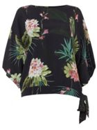 Phase Eight Mila Print Blouse
