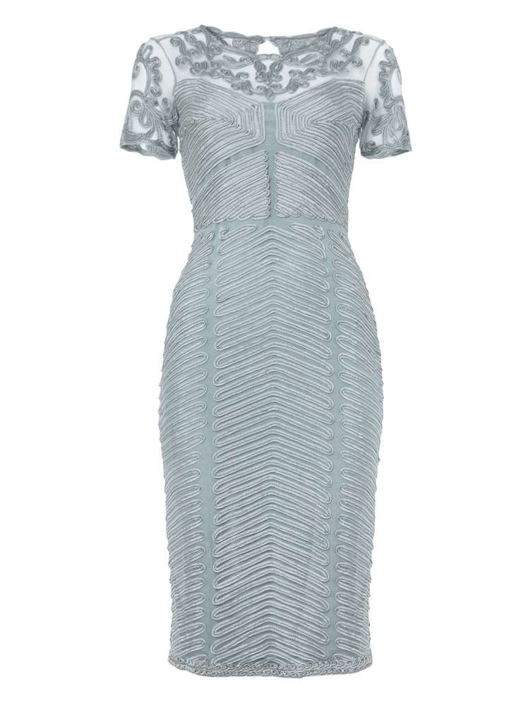Phase Eight Gianna Tapework Dress - House of Fraser