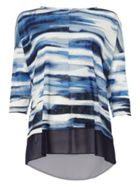 Phase Eight Patricia Painted Stripe Top